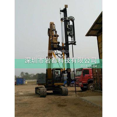 岩都新型挖改钻机|进口液压凿岩机厂家