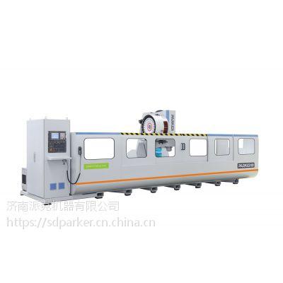 派克机器型材加工中心 三轴高速重载加工中心 DMCC3S(BT40)