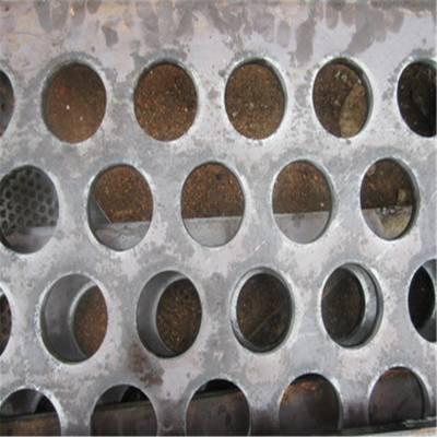 铝板冲孔筛板 冲孔板网价格 圆孔网特点