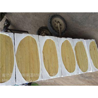 五大连池1200*600*50-外墙国标憎水岩棉板容重标准