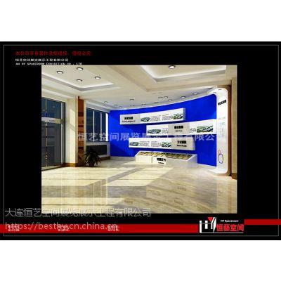 企业展厅设计_企业展厅设计厂家_恒艺空间大连展览展示有限公司