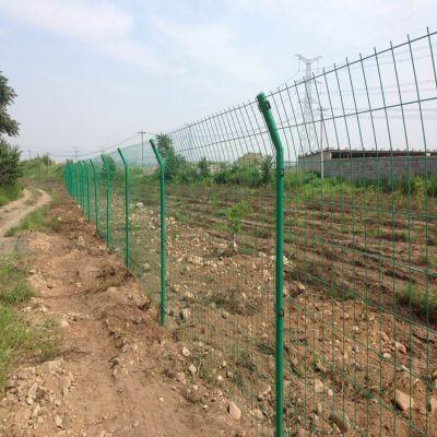 沃达现货 双边护栏网 (1.8x3.0m)无框铁丝网围栏护栏网