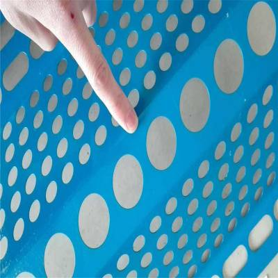三峰防风网型号 防风抑尘网原理 成都冲孔板
