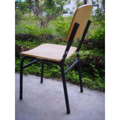佛山港文家具实木课桌椅,学生课桌椅供应商