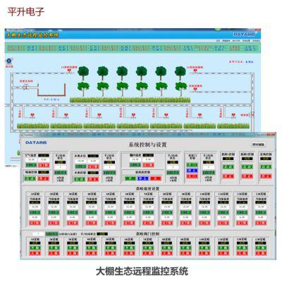智慧农业:温室大棚智能监控系统,温室智能自动控制系统