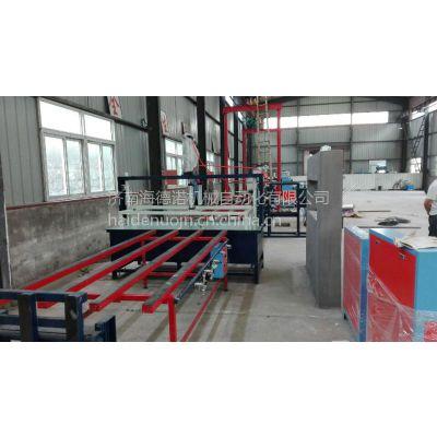 钢瓶气密性检测设备 国内专业气瓶检测线生产商--海德诺
