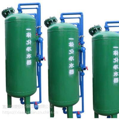 豪欣10吨多介质机械过滤器 有效除井水浑浊、有异味