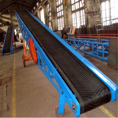 皮带yabo亚搏体育制造生产 兴亚港口定做移动带式yabo亚搏体育