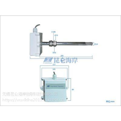 北京昆仑海岸抗风分体温湿度变送器JWSK-6ACC01VF1价格
