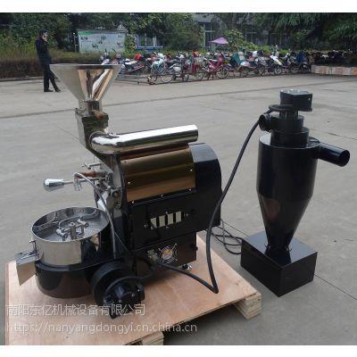 东亿咖啡烘焙机2公斤商用小型烘豆机燃气款电加热款可选 南阳东亿
