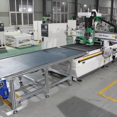 山西板式家具数控开料机有几个厂家/1325双工序开料机价格