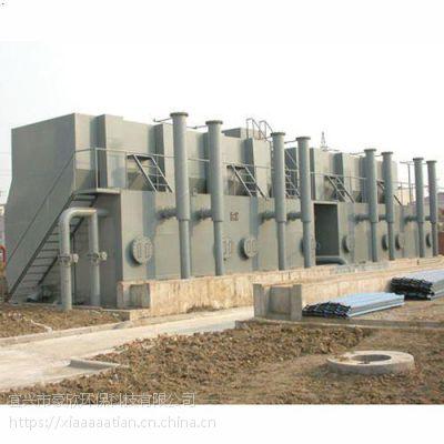湖南区自然水厂全自动一体化净水器