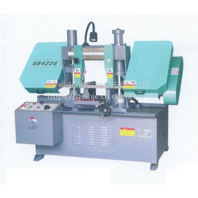 GB4228金属带锯床,锯铸铁锯钢铁通用