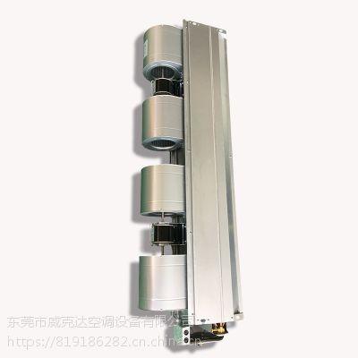 纯铜水冷水暖空调卧式暗装风机盘管中央空调末端FP-204WA