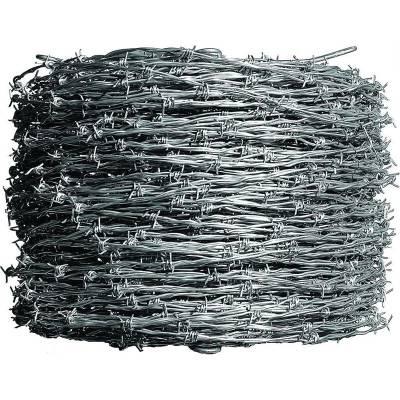 刺丝隔离栅 pvc刺绳 刺绳柱