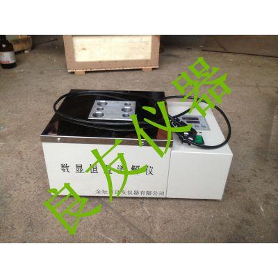 供应金坛AG捕鱼王3dDTD-6恒温消解仪 COD消解仪 试管加热器