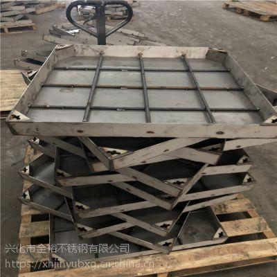 泰州市耀荣 城市不锈钢井盖出厂价