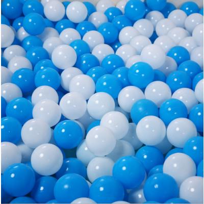 海洋球充气滑梯海洋球蹦床波波球池百万海洋球批发