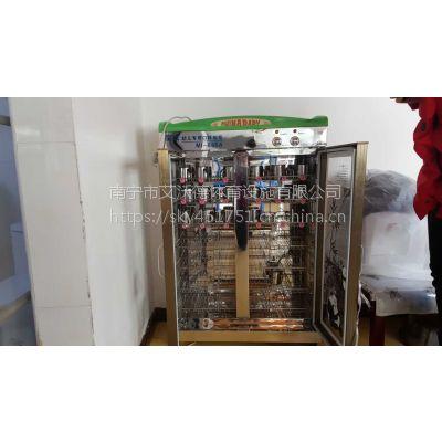 供应宝成MI-608A幼儿园专用不锈钢双门消毒口杯柜