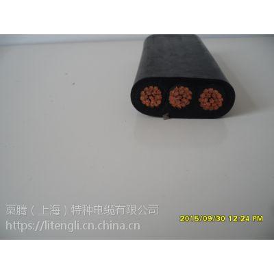 栗腾(上海)特种电缆供应 硅橡胶电缆 特性;耐油、耐寒、耐弯曲、耐磨、抗撕裂、柔软