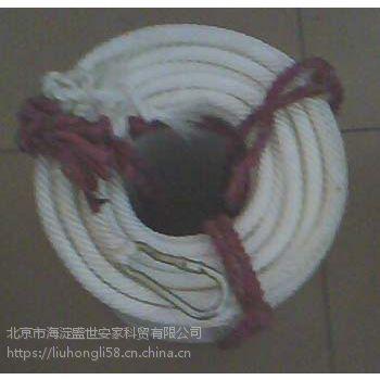 供应高空作业绳、外墙清洗专业20个粗绳13439983864高强丝作业绳价格