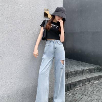 广州沙河工厂一手货源便宜牛仔裤批发广州沙河库存尾货清仓牛仔裤价格