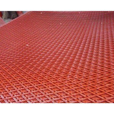 广东压平钢板网 鑫桐轩金属板网菱型网厂家