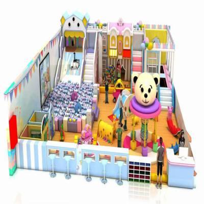 陕西儿童乐园公司 西安淘气堡公司 儿童乐园加盟