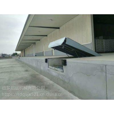液压登车桥的使用范围 固定式登车桥价格 江苏 连云港市启运月台装卸货物升降机供应