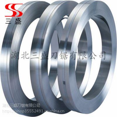 三盛刀锯 带锯钢带厂家65*0.56-0.9国产钢带 进口SK5 SKS51