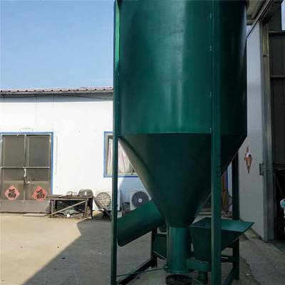 猪饲料混合搅拌机 饲料混合机厂家 多功能饲料加工设备