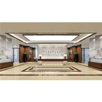 郑州高端企业办公室装修公司-郑州中科建设企业办公室装修设计方案