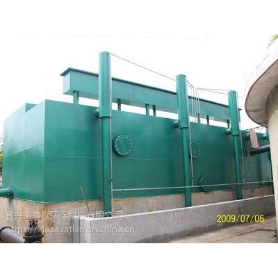湖州新型材料厂 30T/H一体化净水器