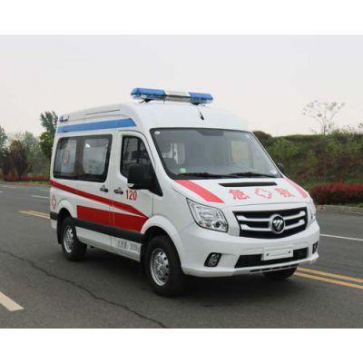 福田图雅诺紧急救护车 1.6L120救护车