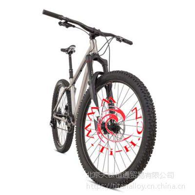 钛合金山地自行车,定制钛合金车架,城市轻便骑行, V刹/碟刹共用