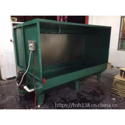 永利直销镀锌水濂柜 环保水帘柜 手动喷油柜厂家