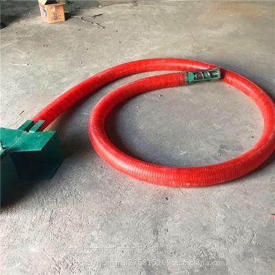 湖州便携式小型加长软管5米6米吸粮机优质小型电动水稻吸粮机图片