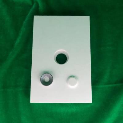 钢厂高炉上料设备耐磨陶瓷衬板 厚度25mm 淄博新润清现货供应