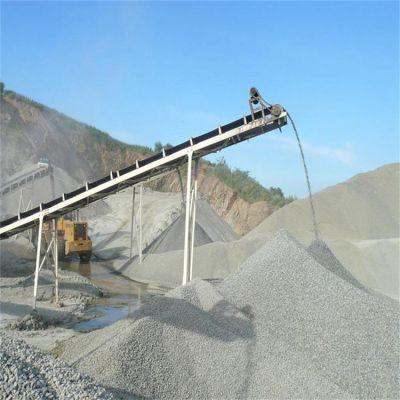 小型带式输送机视频 兴亚工厂砂石料用皮带输送机