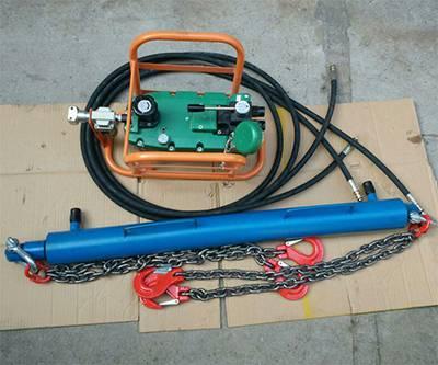 YJLQ-1-10T液压紧链器 刮板机紧链器