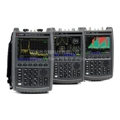 N9961AFieldFox 手持式射频微波频谱分析仪/100KHz-44GHz/频谱 N9961A