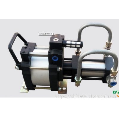 制冷剂高压充装泵 冷媒灌装泵 冷媒加压增压泵