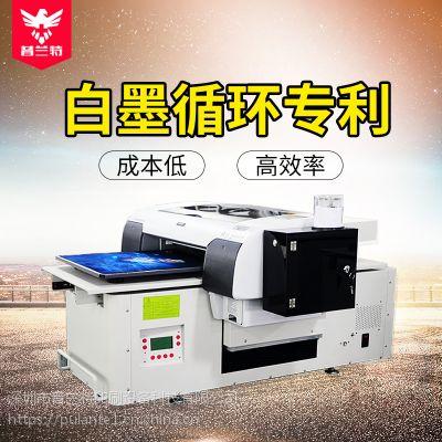 衣服打印机 服装布料t恤图案印字平板印刷机小型a3数码直喷印花机