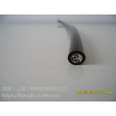4*0.75拖链电缆、高柔性、耐弯曲 拖链控制电缆、 栗腾供应