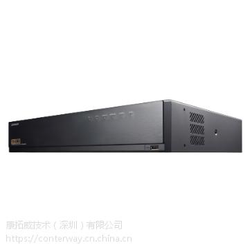 三星韩华Hanwha XRN-3010P 64路300Mbps高清网络视频录像机