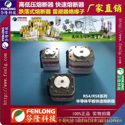 107RSM-500V/1250A-8半导体快速熔断器-FENLONG品牌厂家直销