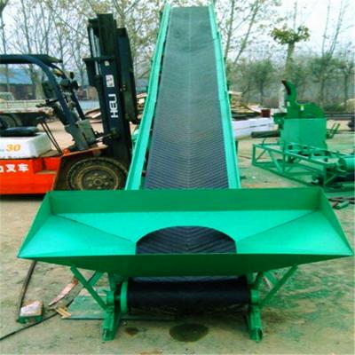 流水线输送带图片 兴亚化工原料传送yabo亚搏体育厂家