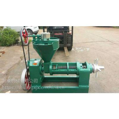 猪油压榨榨油设备 榨油机小型的价格