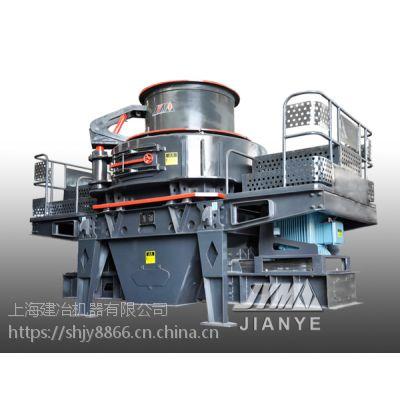 鹅卵石制砂机/一小时200吨的鹅卵石破碎制砂生产线/机制砂生产线