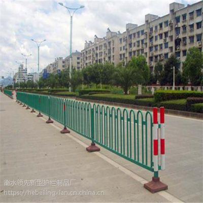 道路护栏A山东锌钢道路护栏批发@河北领先